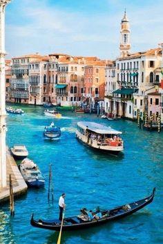 Италия — это не страна, а чувство.  ВЕНЕЦИЯ. #отпуск #отдых #туристическийжурнал
