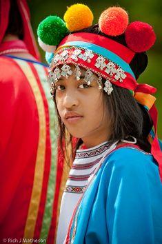 Zhou Aboriginal Girl from Namasia