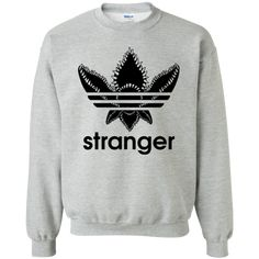 Stranger Things Stranger Demogorgon Adidas Shirt Hoodie Long Sleeve - Addidas Shirt - Ideas of Addidas Shirt - Stranger Things Stranger Demogorgon Adidas Logo Shirt Hoodie Long Sleeve available. Stranger Things Sweater, Demogorgon Stranger Things, Stranger Things Aesthetic, Adidas Shirt, Adidas Logo, Hoodies, Sweatshirts, Cute Outfits, Long Sleeve