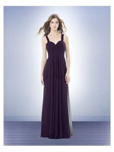 Bill Levkoff Bridesmaid Dress Style No. 497