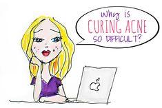 Learn how a friend of mine almost cured cystic acne for good. #adultacne #cysticacne #skin #clearskin #cleanfreakformula