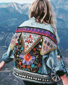Модные идеи  – переделка джинсовой одежды своими руками