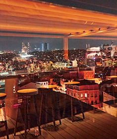 It List - The Best New Hotels: Mama Shelter Istanbul