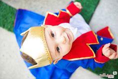 Fantasia da Festa de 1 Ano - O Pequeno Príncipe