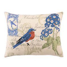 Nature Study Pillow I