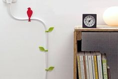 Cord Control: 9 Ways to Organize & Disguise Ugly Wires