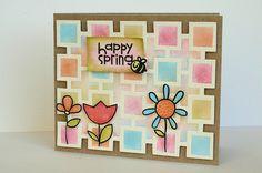 Happy Spring by moonpie creations (Lisa A.), via Flickr