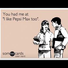 Pepsi Max <3