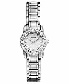 Bulova watch Ladies Dress Watches 7e1b0c7ece4