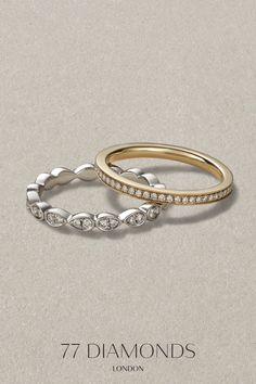 |Eternity rings| These Eternity rings would make a lovely push present to make her feel extra special💕#spoileralert - Each diamond is hand-selected for our exquisite rings!  Head to our website to disclose the discount 💎✨  #eternityrings #diamondrings #rings #blackfriday #blackfridaysale #blackfriday2019 77 Diamonds, Push Presents, Eternity Rings, Black Friday 2019, Diamond Rings, Amazing Women, Gift Guide, Anniversary, Wedding Rings