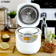 Can you make Pulled Pork in a #RiceCooker? You bet! JBA-T10U, JBA-T18U Microcomputer Controlled Rice Cooker | Rice Cooker | Tiger USA Corporation
