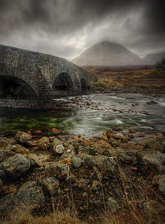 Scotland -David Kendal, HDR Photography