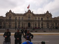 Plaza Mayor de Lima - Cercado de Lima, Lima