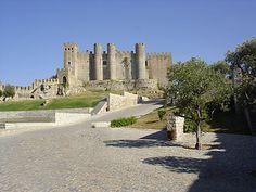 Castle @ Óbidos, Portugal