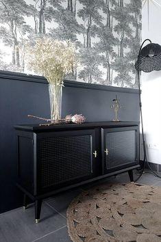 Meuble tv vintage vitrage rétro Tv Vintage, Cabinet, Furniture, Home Decor, Tv Storage, Vintage Office, Mom, Art Deco, Bedroom
