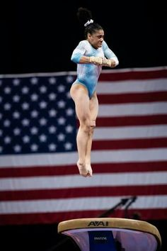 Laurie Hernandez 2016 Gymnastics History, All About Gymnastics, Gymnastics Wear, Gymnastics Poses, Gymnastics Photography, Gymnastics Pictures, Artistic Gymnastics, Olympic Gymnastics, Olympic Team