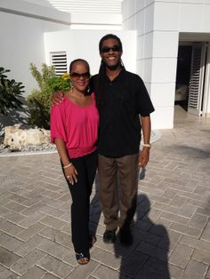 At The House Villa with David Bowen, Director of Culture, Turks and Caicos. Turks And Caicos, Villa, David, Culture, House, Travel, Haus, Viajes, Traveling