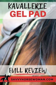 The Kavallerie gel half pad can make a big difference for horses with sore backs. If you are looking for a new half pad, check out our review on the Kavallerie pad. Product Review, Equestrian, Things To Come, Horses, Group, Big, Check, Horseback Riding, Show Jumping