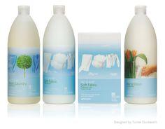 Get Clean Packaging Design by Turner Duckworth