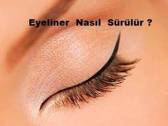 Kolay Eyeliner Nasil Cekilir? (Easy Tips for Applying Eyeliner) | Aslı Özdel - YouTube