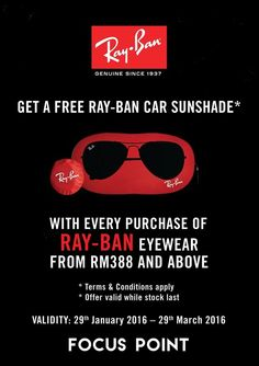 ray ban promotions