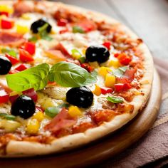 Evde pizza yapımı
