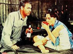 Cary Grant, Leslie Caron and a coconut in Father Goose, early sixties delight.
