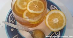 She Drank Honey Lemon Water for 1 Year - This Is What Happened