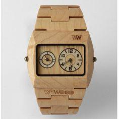 WeWood Jupiter Watch - no Brasil ainda não existe uma procura para produtos sustentáveis.