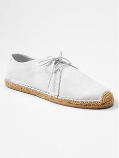 absolutely obsessed with these lace-up #espadrilles @gap