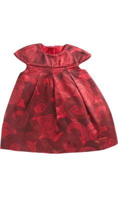 Baby Dior Rose Dress