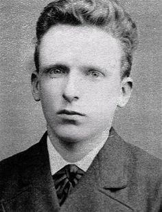 jose ramon lozano — artistandstudio: Vincent van Gogh age 19
