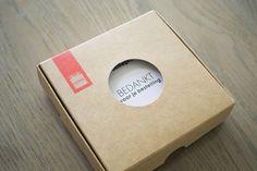 Instagram photo print packaging by Hema