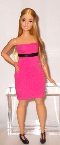 Curvy-OOAK-2015-Fashionistas-Barbie-Mattel