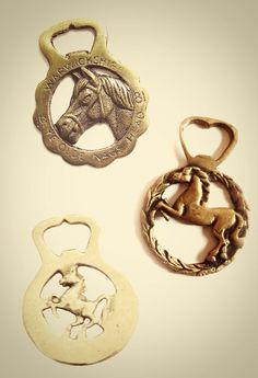 Horse Brass bottle openers