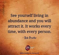 As you think of yourself living in abundance, you are powerfully and consciously determining your life through the law of attraction. Affirmation Quotes, Wisdom Quotes, Quotes To Live By, Life Quotes, Top Quotes, Crush Quotes, Faith Quotes, Woman Quotes, Money Affirmations