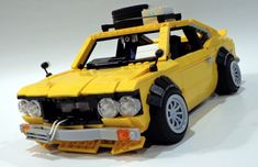 Lego Mazda RX3
