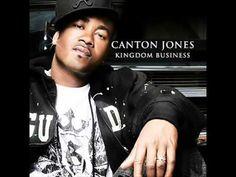 Canton Jones - my walk