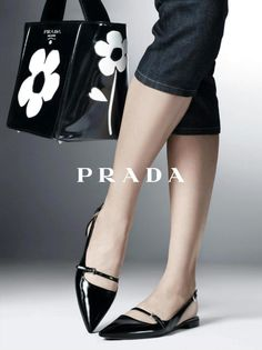 PRADA SS 13 SHOES CAMPAIGN photographed by Steven Meisel