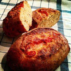Pan de tomate / Bread of tomato (Anna Bellsolà's recipe)