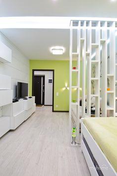 двухкомнатная квартира для молодого человека =) ссылка на дизайн проект - http://dsmango.ru/portfolio/project-145