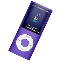 love my purple iPod
