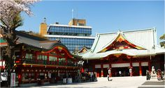 Shrines in Japan are gorgeous! This is Kanda shrine in Tokyo, its special for so many different reasons.