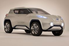 Nissan Terra Concept -Kk wants one