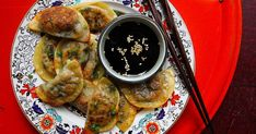 These potstickers are simple enough to make during any night of the week. Freeze them to have a snack at a moment's notice.