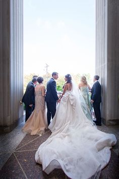 Glamorous Wedding in New York City | A dream come true with @PninaTornai