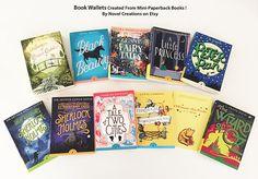 Winnie The Pooh Book Purse Wallet  Sherlock Holmes Book