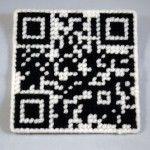 QR Code that goes to my website: www.geek-craft.com