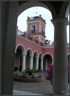 Palacio San Jose, Concepcion del Uruguay, prov. Entre Rios, Argentina Rio, Cozy Living Spaces, Down South, San Jose, Nostalgia, Beautiful Places, To Go, Castle, Around The Worlds
