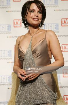 TV Personality Sigrid Thornton chats to the media at the 47th Annual TV Week Logie Awards at the Crown Entertainment Complex May 1, 2005 in Melbourne, Australia.
